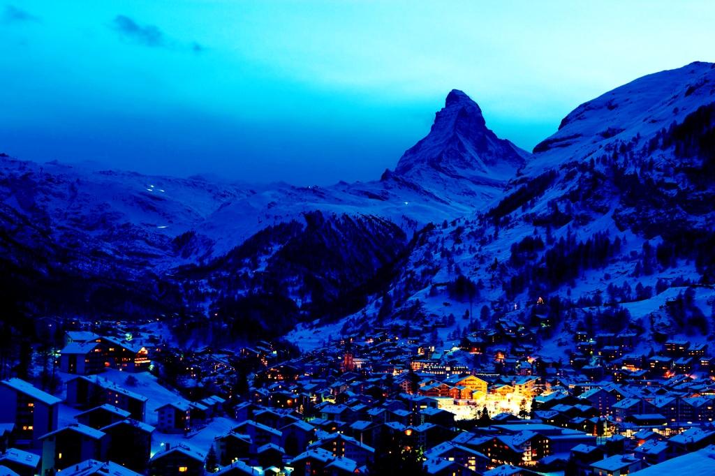 Zermatt Navidad