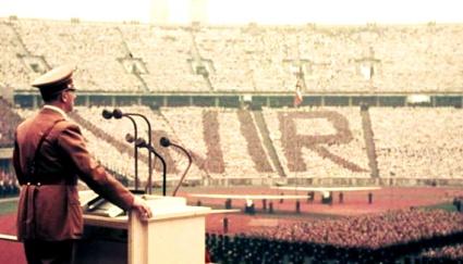Discurso de Hitler en el Olímpico
