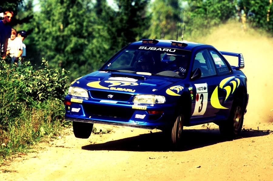 Colin Subaru