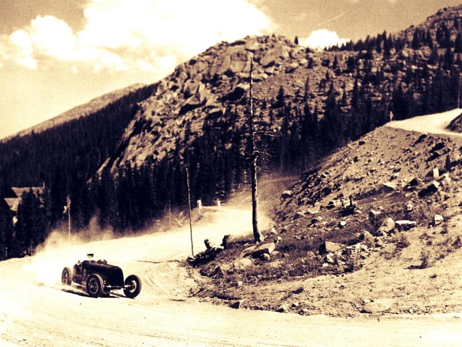pikes peak old