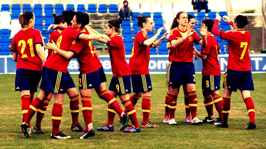Selección española 1