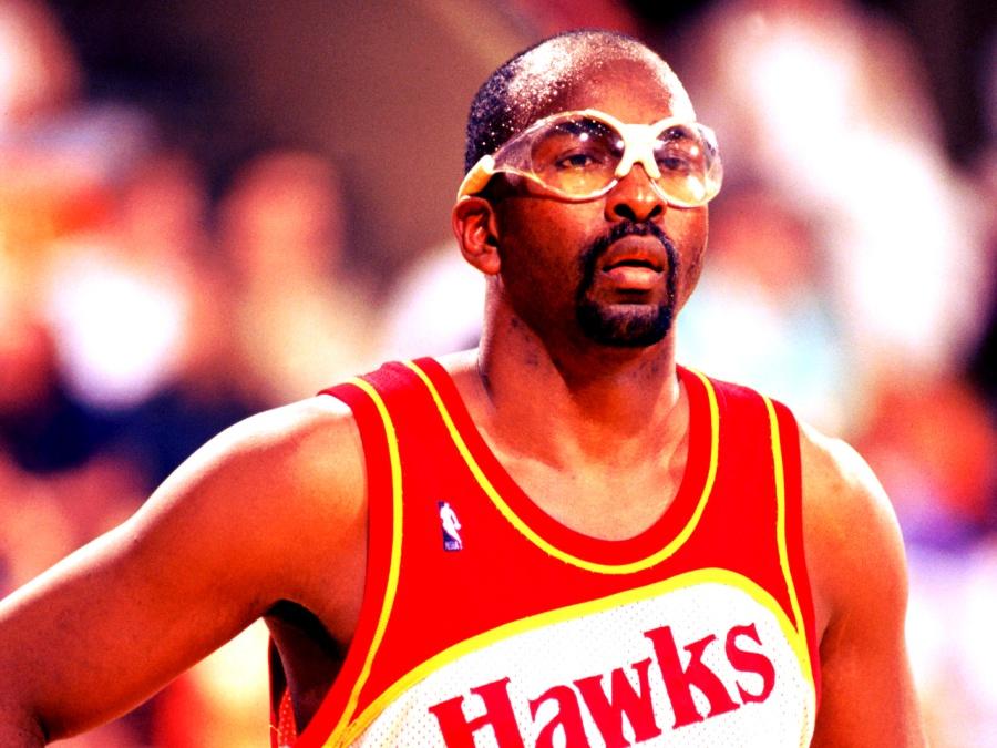 Malone con los Hawks