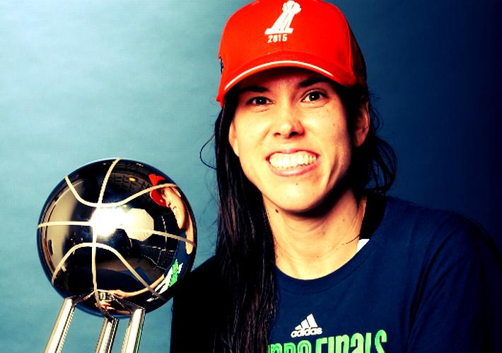 Anna Cruz champion