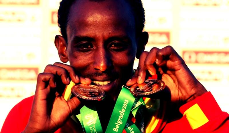 Bezabeh medallas